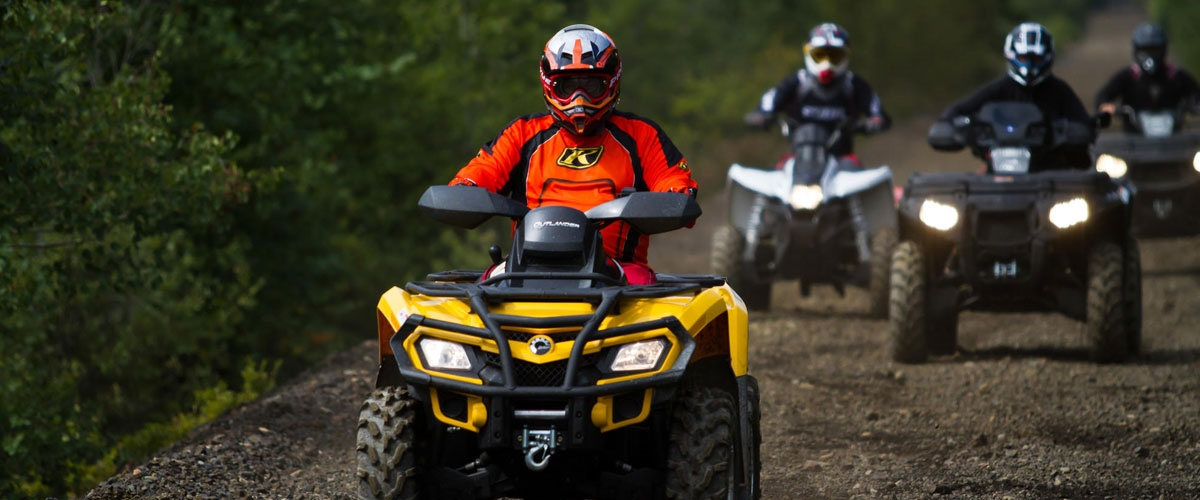 Best ATV Riding in Ontario – Sportsman's Lodge